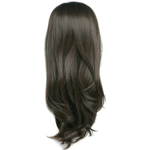 Extensions de cheveux Remy Double Volume de Beauty Works- 1B Ébène