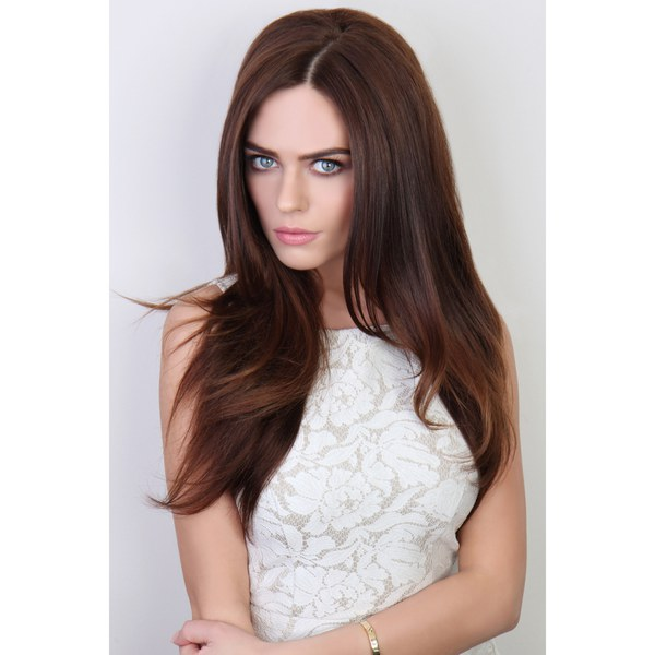 Beauty Works Double Volume Remy Hair Extensions 4 Hot Toffee Hq Hair