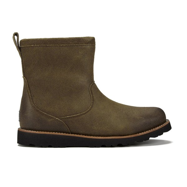 Ugg Men S Hendren Waterproof Rigger Boots Chestnut
