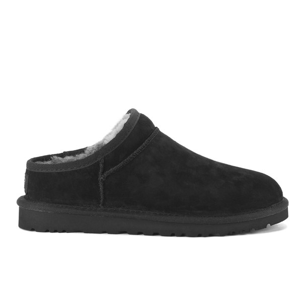 be5ce3912513 UGG Women s Classic Slippers - Black  Image 1