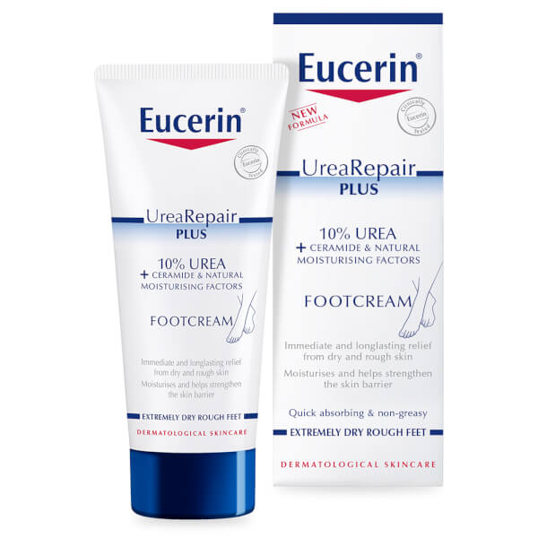 Eucerin® Dry Skin Intensive Foot Cream (100 ml)