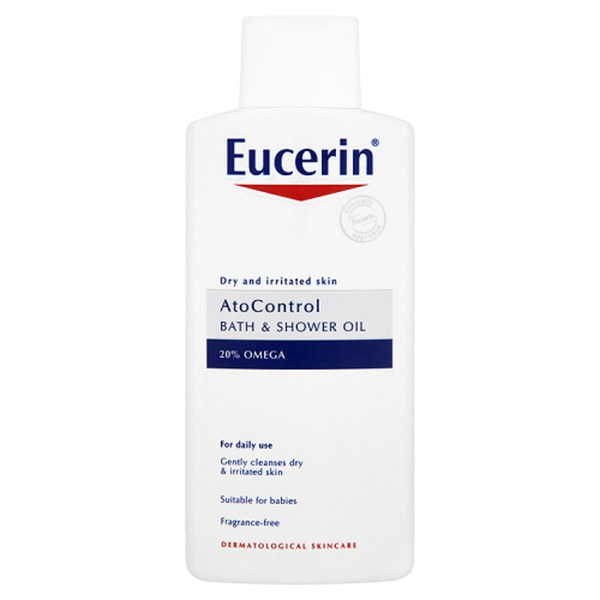 Eucerin® AtoControl Bath and Shower Oil (400ml)