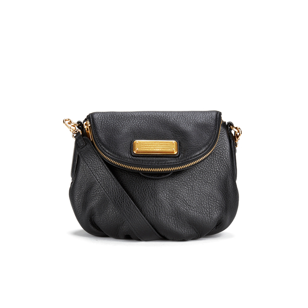 Marc by Marc Jacobs Women's New Q Mini Natasha Cross Body Bag - Black