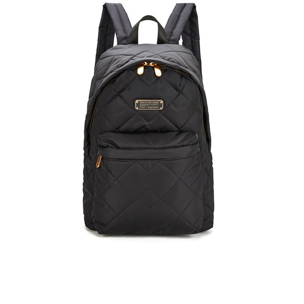 Marc By Jacobs Womens Crosby Quilt Nylon Backpack