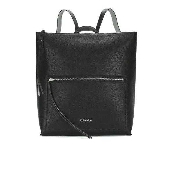 calvin klein ivy backpack black washed. Black Bedroom Furniture Sets. Home Design Ideas