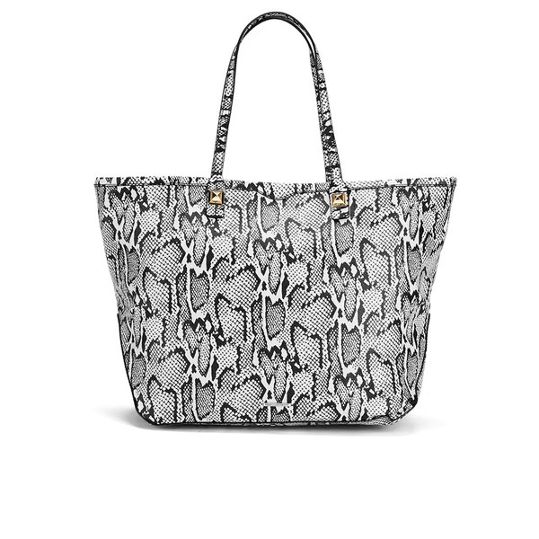 Rebecca Minkoff Women S Everywhere Tote Bag Snake Print