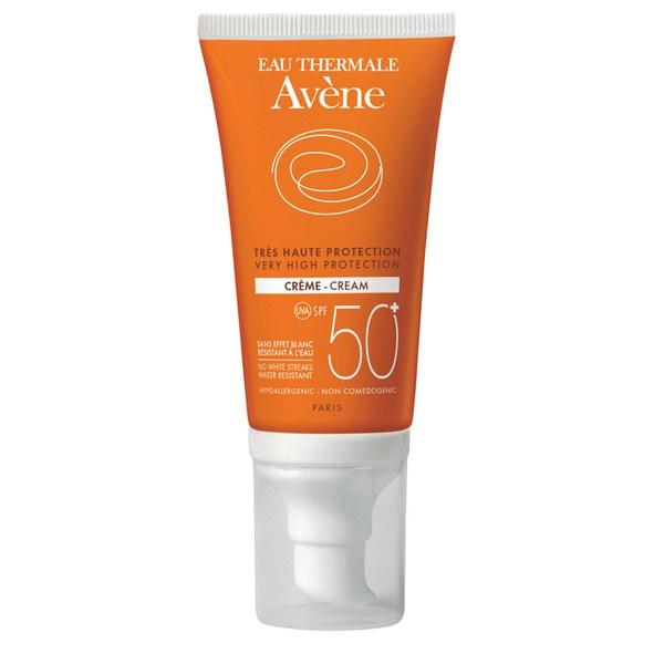 Avène SPF 50+ crème solaire (50ml)