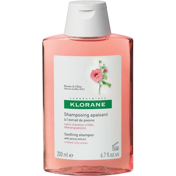 KLORANE shampooing de pivoine (200ml)