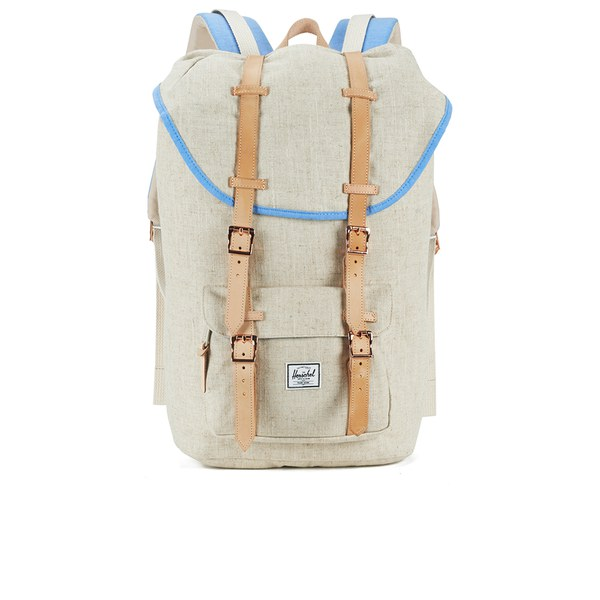 49f4ce026277 Herschel Supply Co. Women s Little America Backpack - Natural - Free UK  Delivery over £50