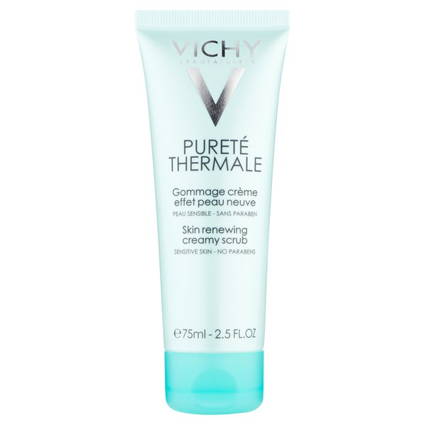 Vichy Purete Thermale Skin Renewing Creamy Scrub (75ml)