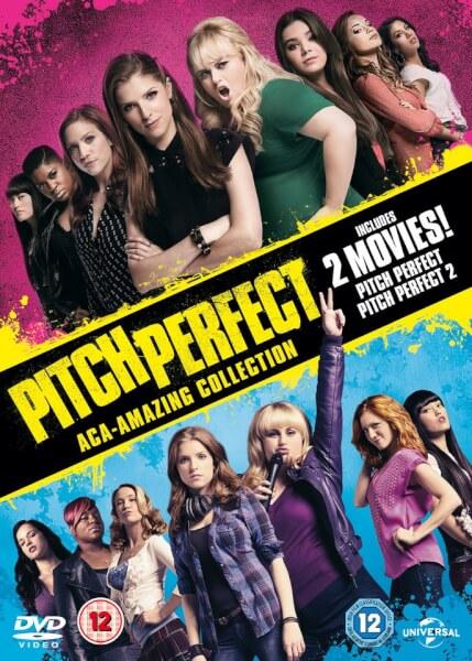 Pitch Perfect 1 & Pitch Perfect 2