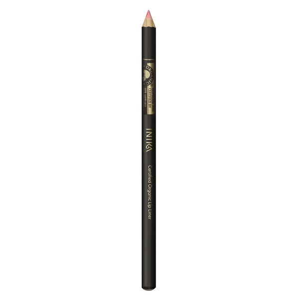 Crayon à lèvres certifié biologique INIKA -Plaisir nu