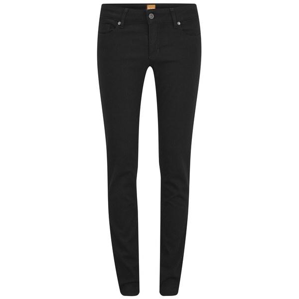 BOSS Orange Women's Lunja2 Jeans - Black