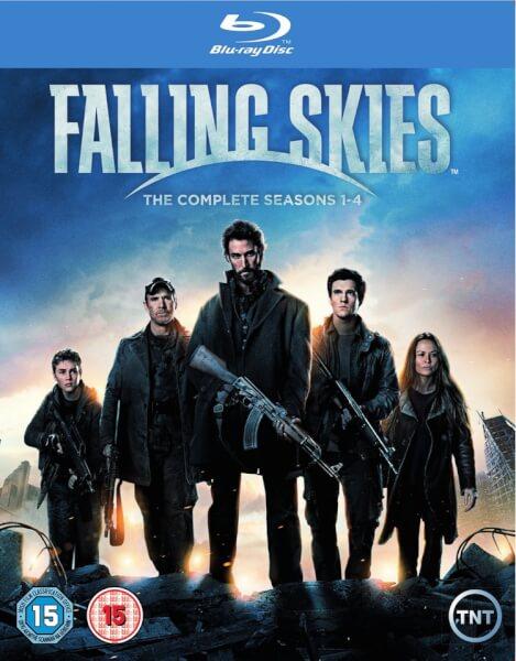 Falling Skies - Saison 1-4