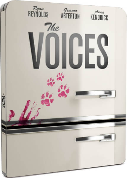 The Voices - Zavvi Exclusive Limited Edition Steelbook (Limited to 2000) (UK EDITION)