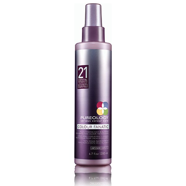 Pureology Colour Fanatic Hair Treatment spray cheveux teints (200ml)