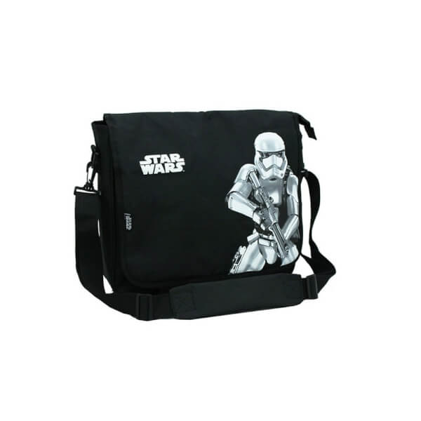 Star Wars First Order Stormtrooper Messenger Bag