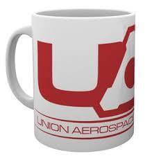 Official Doom UAC Mug