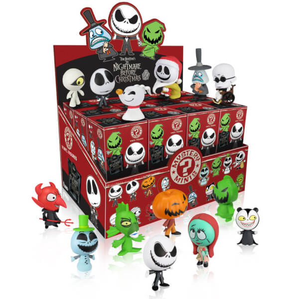 The Nightmare Before Christmas: Mystery Minis