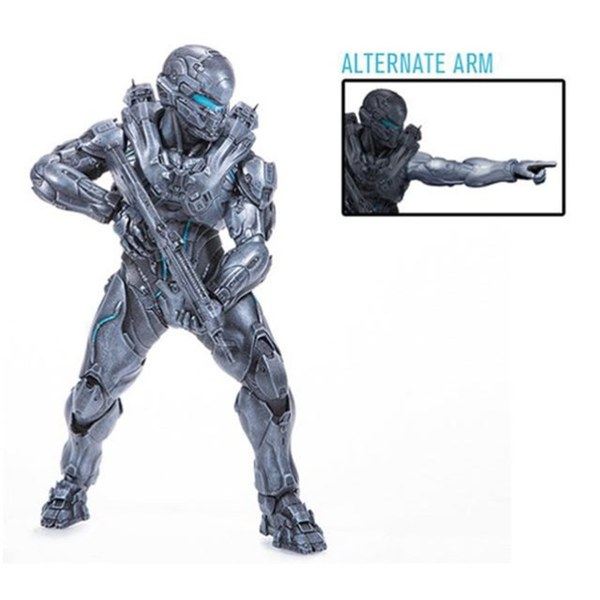 Figurine Spartan Locke Deluxe McFarlane Halo 5 Guardians