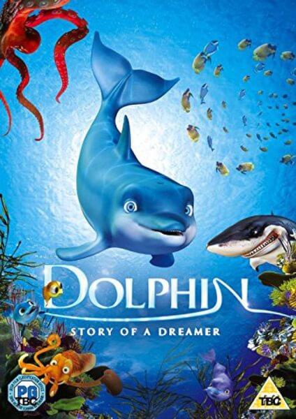 Dolphin Story Of A Dreamer Dvd Zavvi