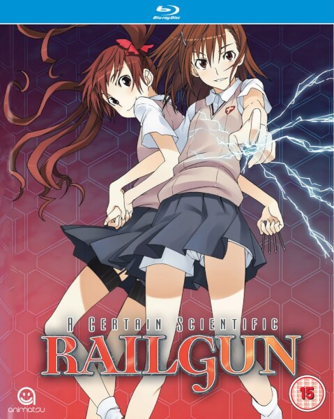 A Certain Scientific Railgun - Complete Season 1 Collection