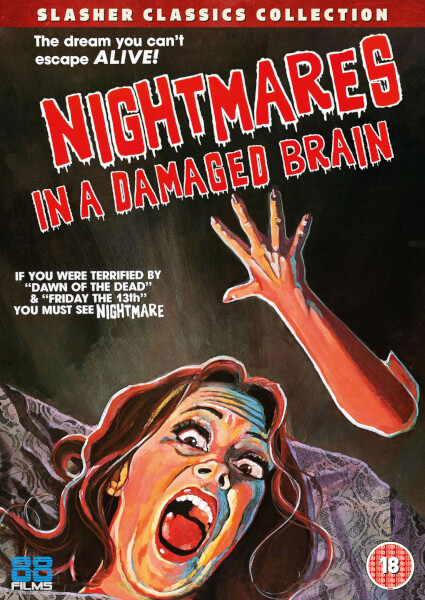 Nightmares in a Damaged Brain