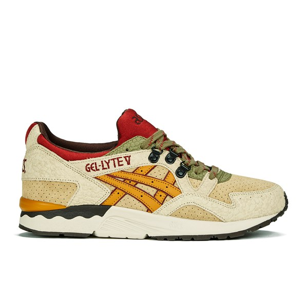 asics gel mens trainers wear