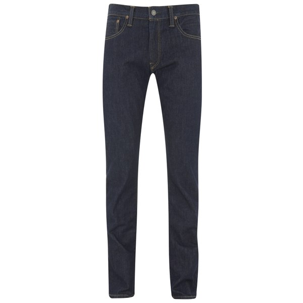 Polo Ralph Lauren Men's Straight Leg Denim Jeans - Indigo