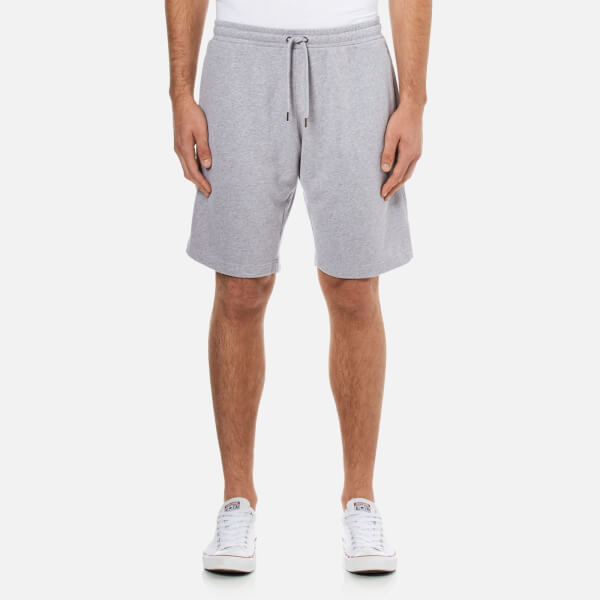 Derek Rose Men's Devon 1 Sweat Shorts - Silver