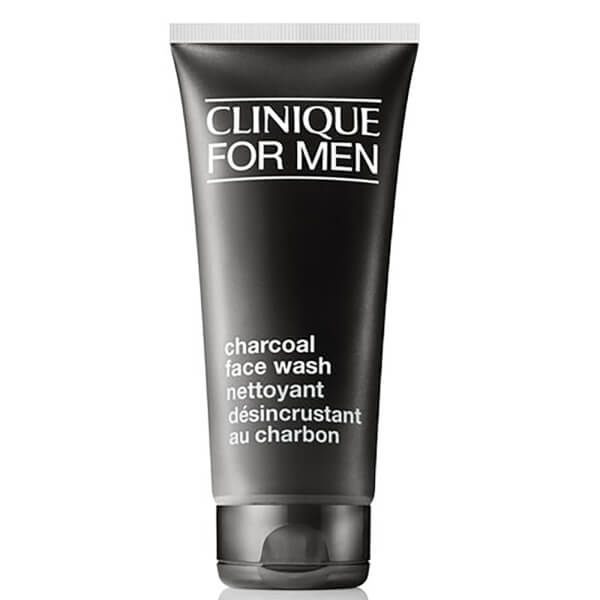 Clinique for Men Charcoal Face Wash (200 ml)