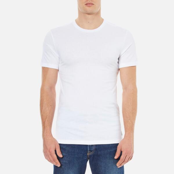 Polo Ralph Lauren Men's 2 Pack Crew T-Shirts - White