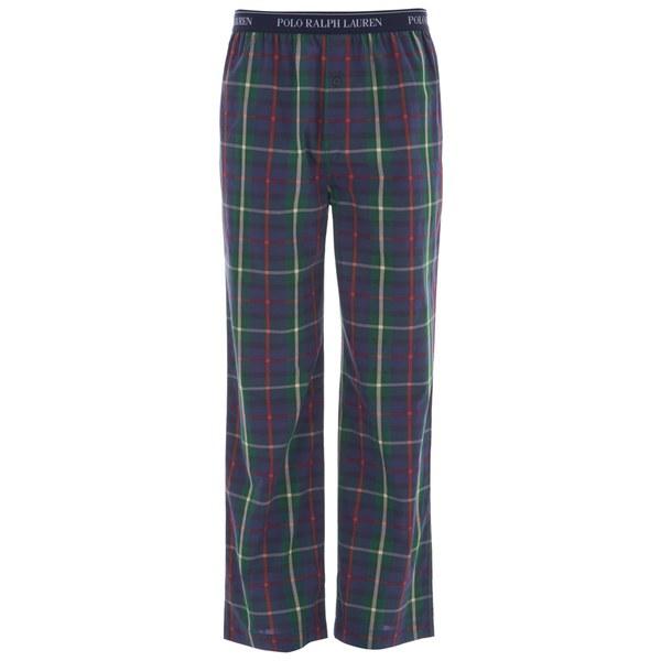 Polo Ralph Lauren Men's Long Pyjama Pants - Watford Plaid