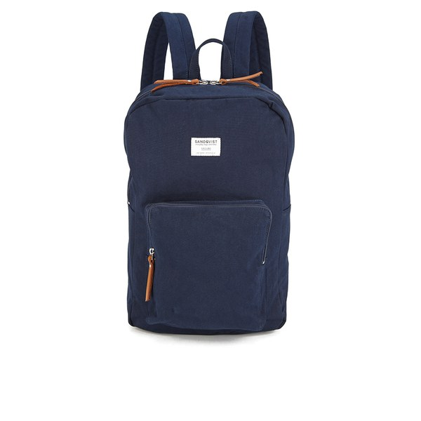 70194a8afc2c Sandqvist Men s Kim Ground Backpack - Blue  Image 1