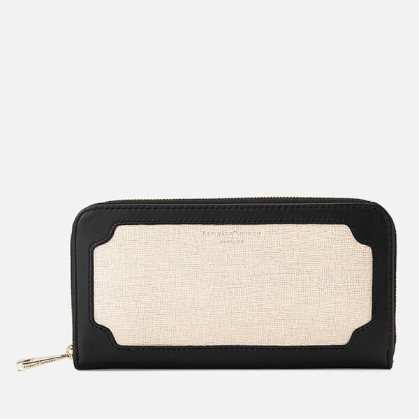 Aspinal of London Women's Marylebone Purse - Monochrome