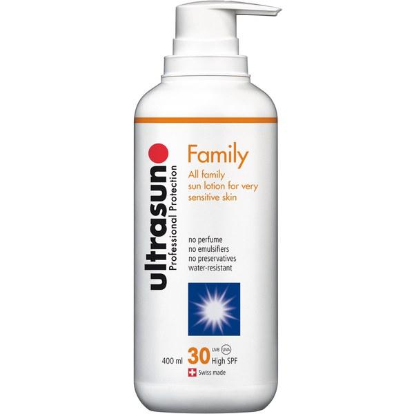 Ultrasun LSF 30 Familie (400ml)