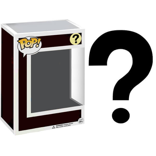 Pop! Vinyl - Damaged Pop!