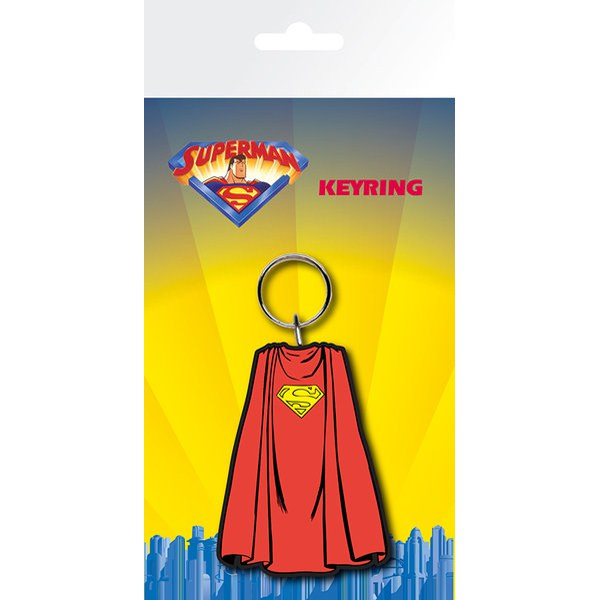 Porte-Clefs Superman Cape - DC Comics