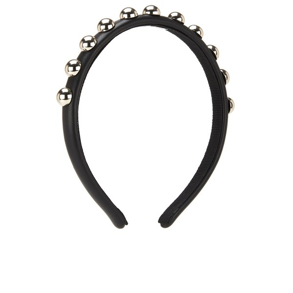 REDValentino Women's Hair Band - Black
