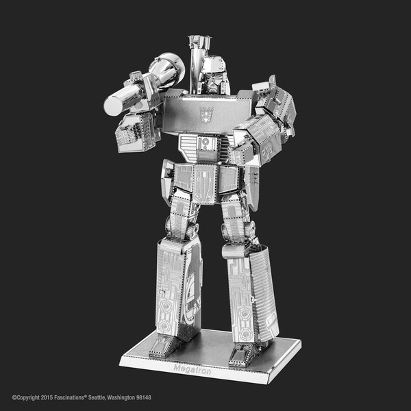 Transformers MegaTron Construction Kit