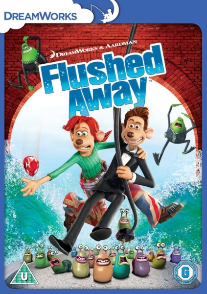 Flushed Away - 2015 Artwork