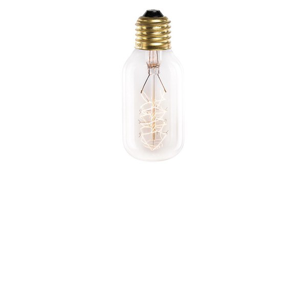 Nkuku Dome Screw Filament Light Bulb - 10.5 x 4cm