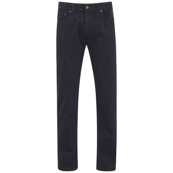 Low Shipping Fee Sale Online Regular Fit Soft Twill Jeans - Black GANT 2018 New For Cheap Discount 8zwjhsFxzW