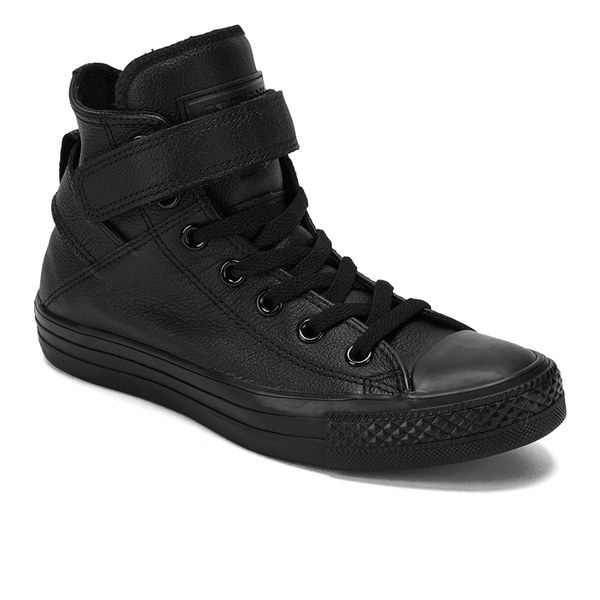 Converse Women S Chuck Taylor All Star Brea Leather Hi Top