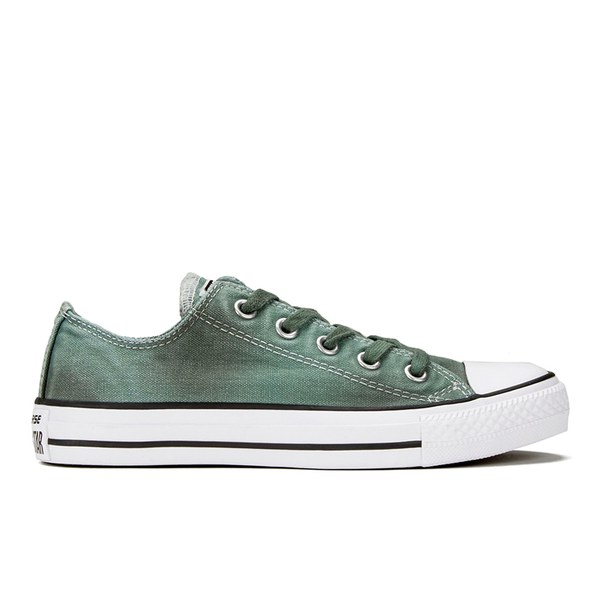 Converse Women's Chuck Taylor All Star Wash OX Trainers - Sage