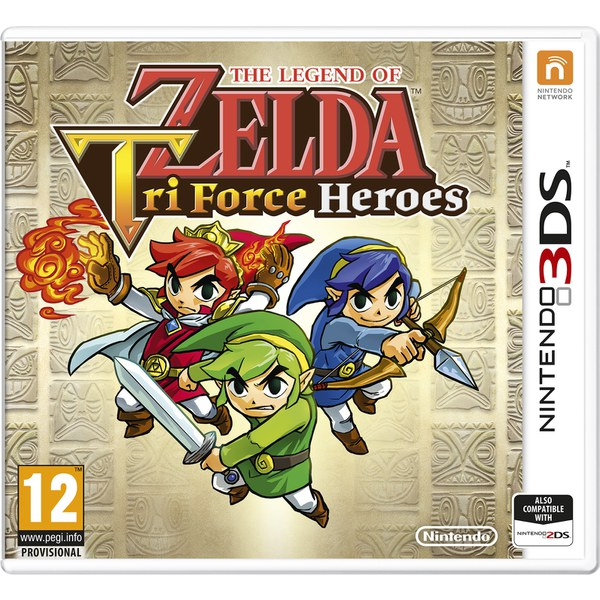 The Legend of Zelda: Tri Force Heroes