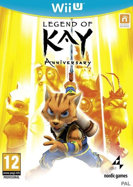 Legend of Kay HD