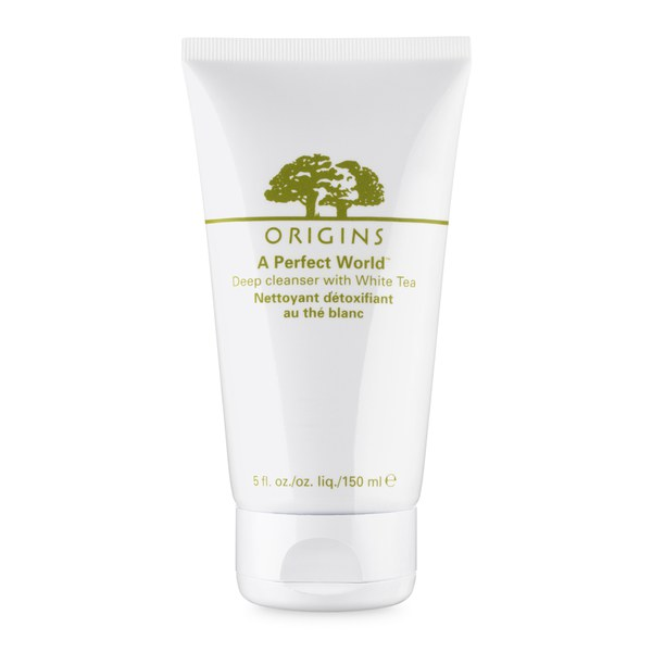 Origins A Perfect World soin nettoyant de thé blanc (150ml)
