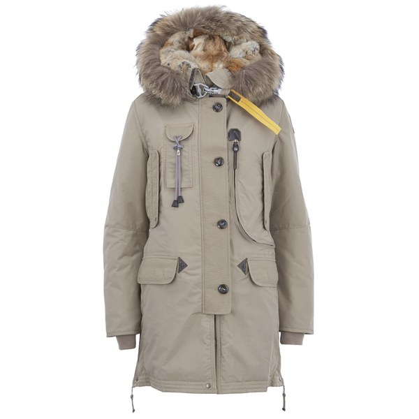 Parajumpers Women's Kodiak Coat - Cappuccino: Image 1