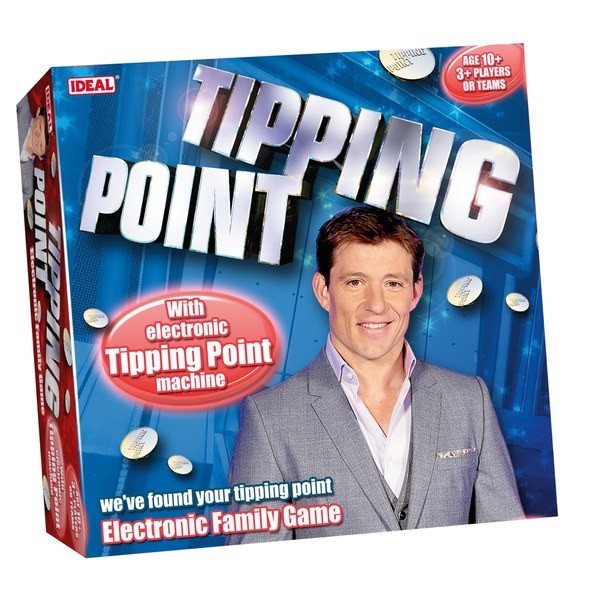 John Adams Tipping Point Board Game Iwoot